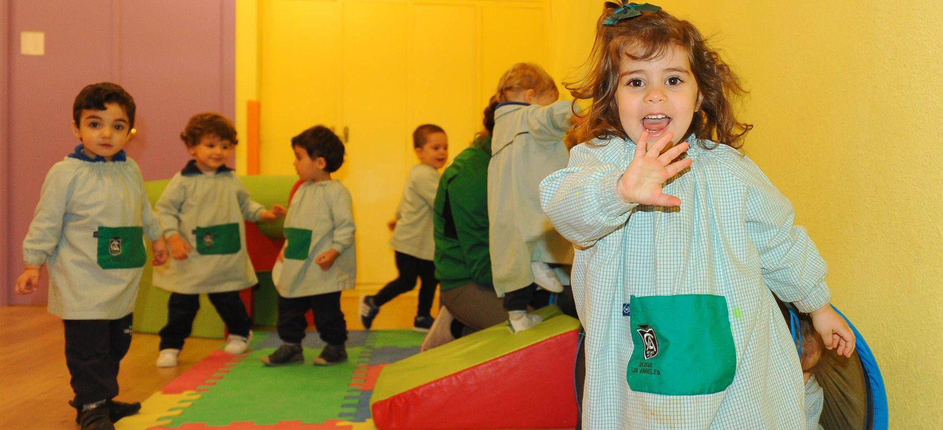 Escuela Infantil 1 y 2 años