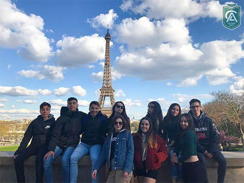 Viaje a París 2019